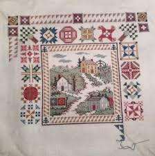 crosstitch quilt block | Thread: Cross stitch quilting blocks ... & crosstitch quilt block | Thread: Cross stitch quilting blocks identified. Adamdwight.com