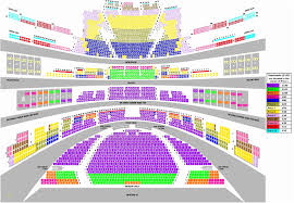Radio City Music Hall Rockettes Seating Chart Walnut Creek