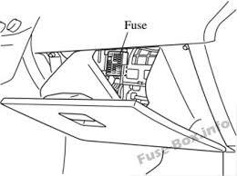 mazda cx 9 2006 2015 < fuse box diagram fuse box in the engine compartment
