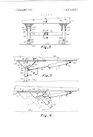 patent us3874696 support for semi trailers google patents patent drawing