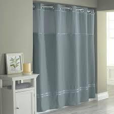 stall shower curtain stall shower curtain dimensions of garden tub shower curtain rod height