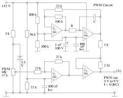 some power pwm drivers for electric dc motors pwm circuit layout