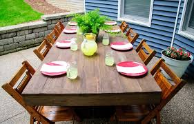 27 diy outdoor table you can build