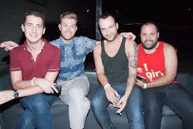 Cast of one girl five gays