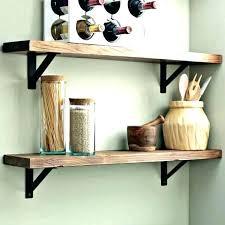 wooden wall hanging shelves floating shelf wooden modern walnut wood wall reviews birch lane hanging shelves