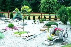 front yard small garden design decoration landscape using stones easy landscaping ideas with rocks rock garden