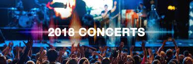 universal studios orlando concerts 2018