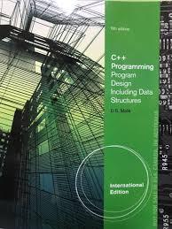 C Programming Program Design Including Data Structures 6th Edition C Programming Program Design Including Data Structures