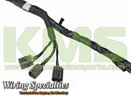 kudos motorsports japanese performance & servicing parts specialist Rb26dett Wiring Harness wiring specialties complete main engine wiring harness nissan skyline r32 gtr rb26dett rb26 wiring harness
