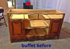 furniture repurpose ideas. Bathroom Ideas Vanity Buffet Repurpose Granite, Ideas, Diy, Painted Furniture, Repurposing Furniture F