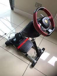 Thrustmaster ferrari 458 italia racing wheel for pc/xbox 360. Ferrari Racing Wheel Xbox Stand Page 1 Line 17qq Com