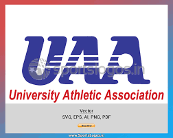 University Logo Embroidery Designs University Athletic Associatio College Sports Vector Svg Logo In 5 Formats Spln004603