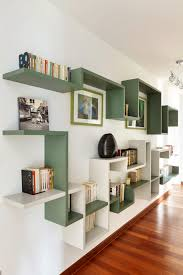 Living Room Shelves Design Lago Interior Design All In All In A Playful Way