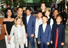 she s a wonder angelina jolie and brad pitt s son maddox talks   she s a wonder angelina jolie and brad pitt s son maddox talks about working his mum for first time mirror online