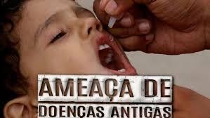 Resultado de imagem para Surtos de sarampo e poliomielite no Brasil: saiba mais sobre a doença