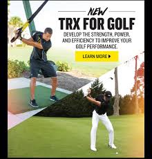 trx new trx for golf drive the ball further lower your scores play longer milled
