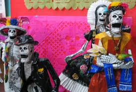 the mexican day of the dead the changing face of dia de los muertos the day of the dead