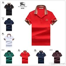 New 2018 Summer Men S Striped Crocodile Embroidered Polo Shirt Short Sleeve Cool Cotton Slimming Casual Business Men S Shirt Luxurys Brands