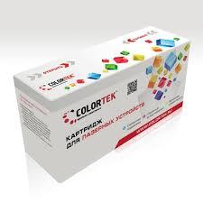 <b>COLORTEK 716</b> Black – купить <b>картридж</b> для принтера
