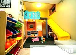 Basement ideas for kids area Finished Basement Interior Tmcnetco Stunning Basement Playroom Ideas Kids Play Room Decorating For Fall