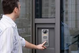front door intercomIntercom Systems  Access Control Installations