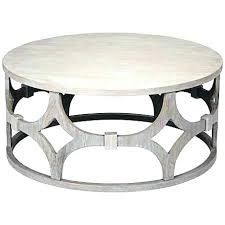 circle coffee table circle coffee table gray wash round with shelves tray circle coffee table with