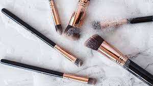 how to how to dry makeup brushes fast how to clean makeup brushes at home