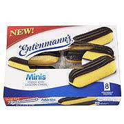 Entenmanns Minis Pound Cake Shop Snack Cakes At Heb