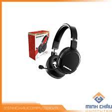 Tai nghe gaming không dây SteelSeries Arctis Pro Wireless 7.1 (Black) (Tặng  gối Steelseries cực chất phiên bản giới hạn)