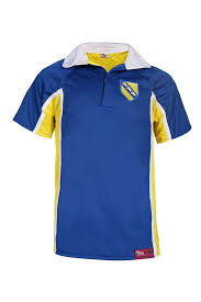 rgy 48 smp st margaret s rugby shirt royal yellow logo