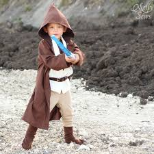 diy kids obi wan kenobi costume melly sews