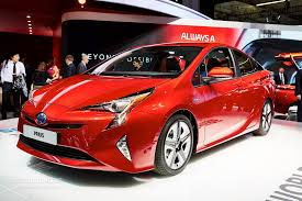 2016 Toyota Prius' Design and Its Unlikely Connection with Lady ...
