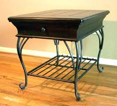 wrought iron side table. Cast Iron Coffee Table Legs Desk Beautiful . Wrought Side O
