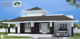 Small Picture 1634 Sq Ft Contemporary Single Floor Home Design Home Interiors
