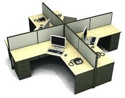 office desk workstation. Simple Workstation Office Workstation Desk Crossing Shape Modular For  Cubicle Design Buy   In Office Desk Workstation