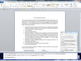 How To Make A Certificate In Word 2010 Mos Kaplan It Training Blog