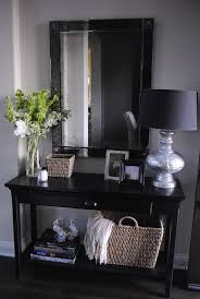 Decorating For Entrance Ways 17 Best Ideas About Foyer Table Decor On Pinterest Console Table