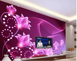 Purple Wallpaper For Bedroom Purple Flower Wallpaper For Bedroom Online Purple Flower