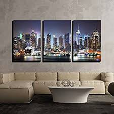 new york city themed wall art