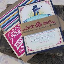 Mexican Wedding Invitations Mexican Wedding Invitations