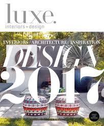Luxe Magazine January 2017 Los Angeles by SANDOW® - issuu
