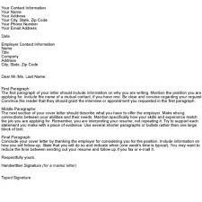 best solutions of do you need a cover letter for job interview in download  - Do