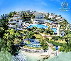a bird s eye view of monaco suites de boracay