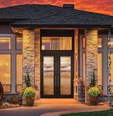 exterior french patio door