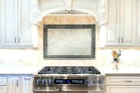 backsplash behind stove only ideas for best concepts with look modern a kitchen area backsplash behind stove