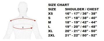 Riddell Shoulder Pad Size Chart Riddell Rival Varsity Shoulder Pad American Football Shop