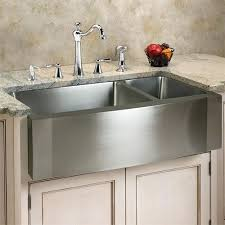 30 apron sink.  Sink 30 Apron Sink Stainless Steel Offset Double Well Wave Farmhouse  Kohler Inch Front To O