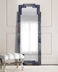 interlude home irina floor mirror