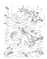 2017 kawasaki ninja 300 abs winter test edition ex300bhfb chassis electrical equipment parts best oem chassis electrical equipment parts diagram for