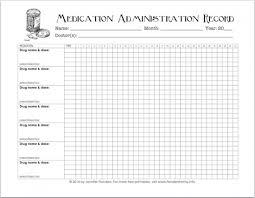 Med Sheets Printables Free Printable Chart For Tracking Medicines Make Free Printables